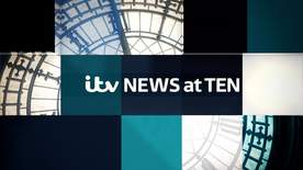Itv News At Ten - Episode 23-10-2018