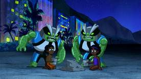 Ben 10 - The Claws Of The Cat
