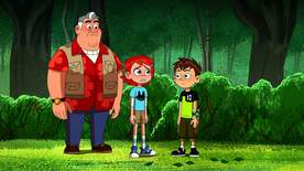Ben 10 - A Sticky Situation