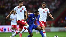 World Cup: Qualifiers - Poland V England