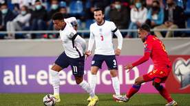 World Cup: Qualifiers - Andorra V England