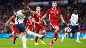 World Cup: Qualifiers - England V Hungary