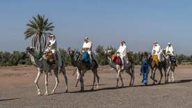 Better Late Than Never - Morroco Part Two