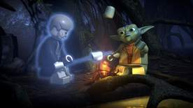Lego Star Wars - Escape From The Jedi Temple