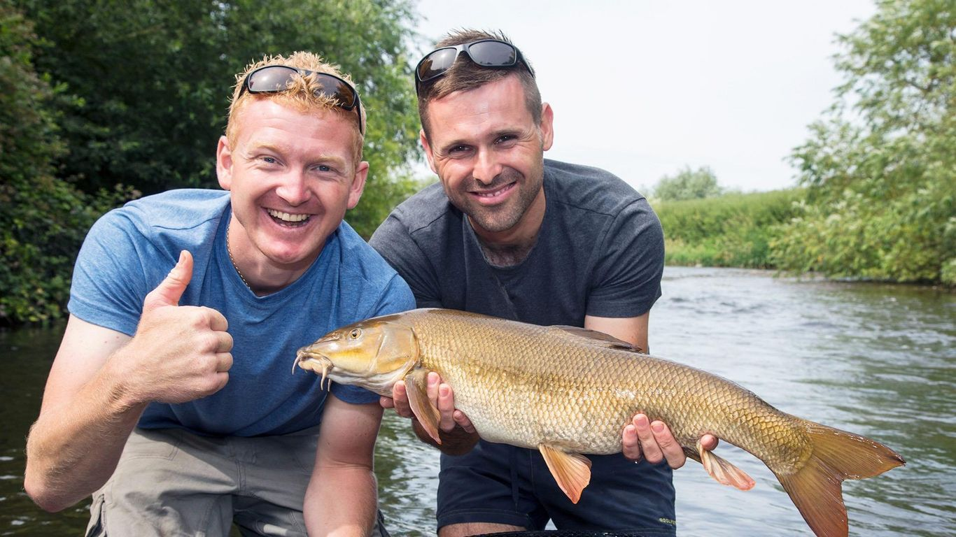 Fishing Allstars - Series 2 - Episode 5 - ITV Hub