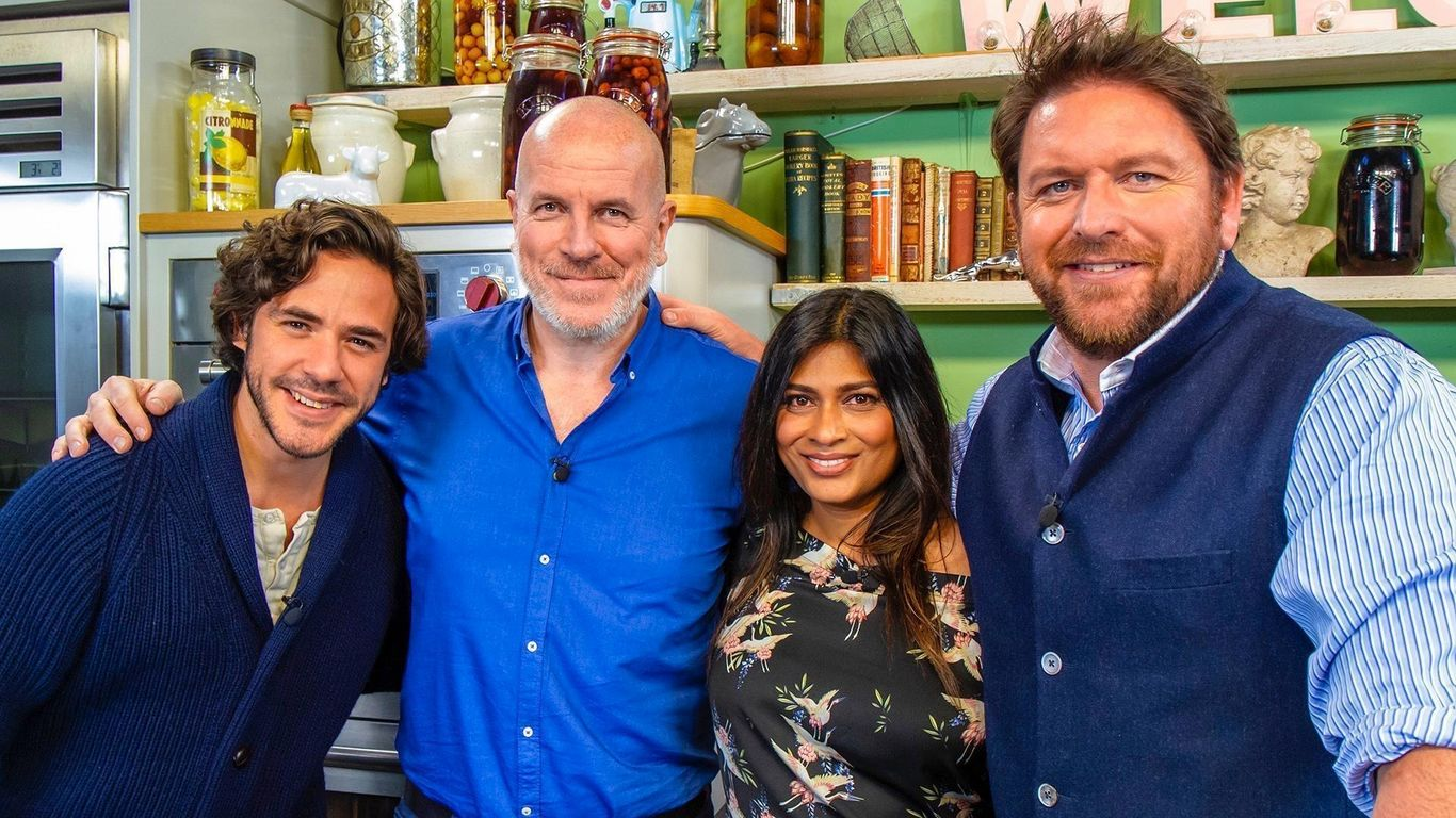 James Martin's Saturday Morning - Watch episodes - ITV Hub