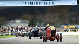 Goodwood Members Meeting Highlights