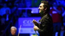 Snooker: Tour Championship 2019