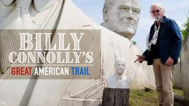 Billy Connolly's Great American Trail - Episode 1