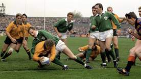Rugby World Cup: Greatest Tries