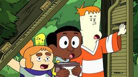 Craig Of The Creek - Lost In The Sewer