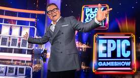 Alan Carr's Epic Gameshow - Play Your Cards Right (celebrity)
