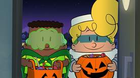 The Epic Tales Of Captain Underpants - The Spooky Tale Of Captain Underpants: Hack-a-ween