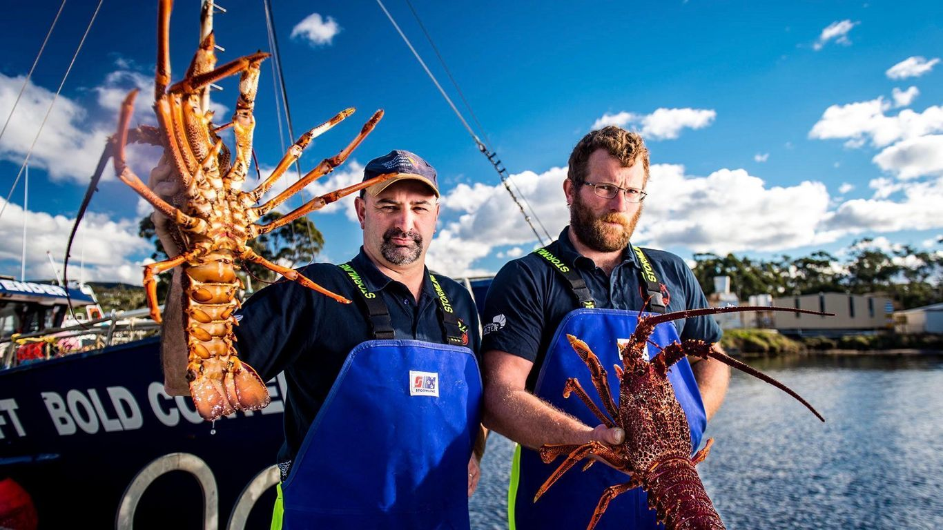 Giant Lobster Hunters