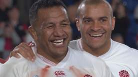 England Rugby: Rising Sons
