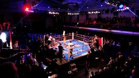 Live Boxing From York Hall - Episode 22-02-2020