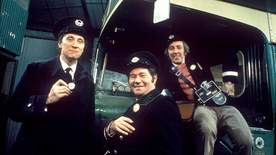 On The Buses - Radio Control