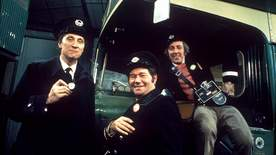 On The Buses - Going Steady