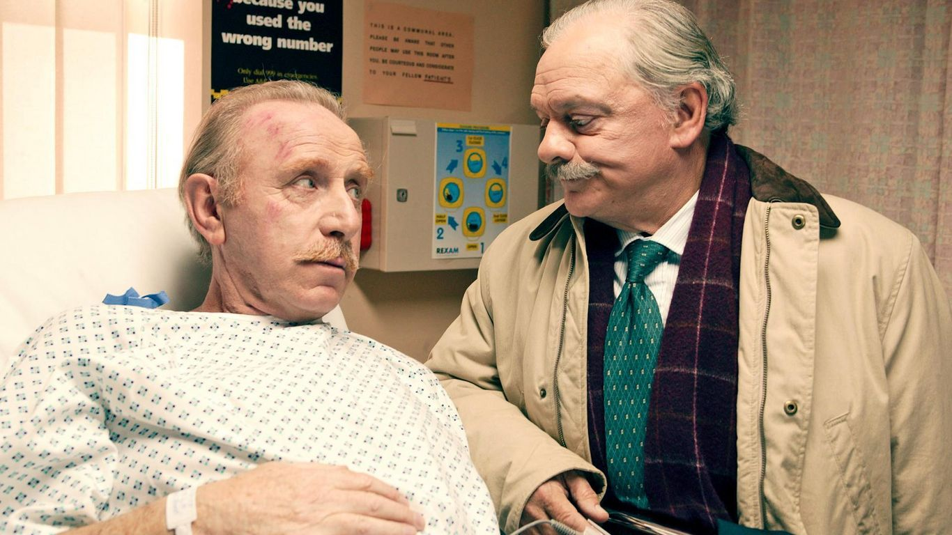 A Touch Of Frost Watch Episodes Itv Hub